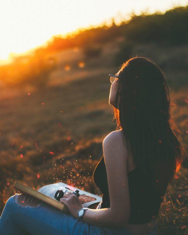 Reading beats most brain training. Photo by Milos Tonchevski on Unsplash.