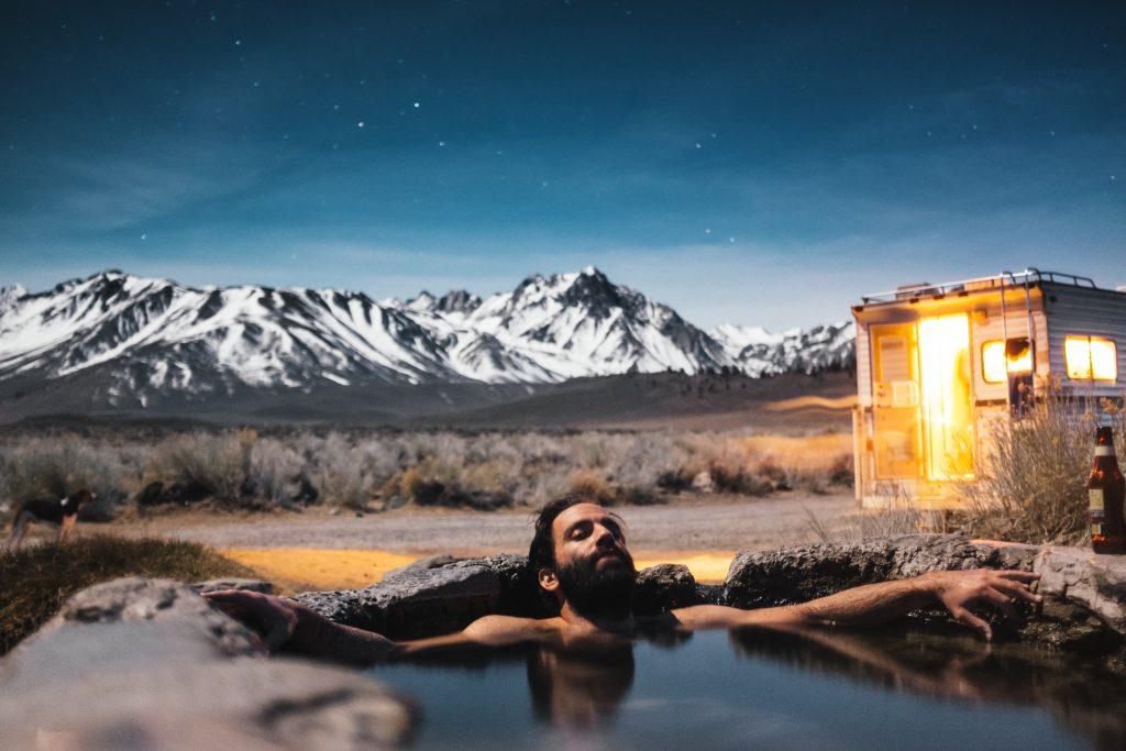 Meditate the Way You Enter a Hot Bath