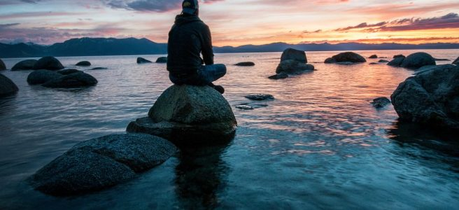 When meditation is easier than not meditating