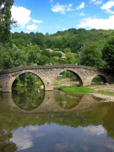 La fameuse rivière Aveyron.