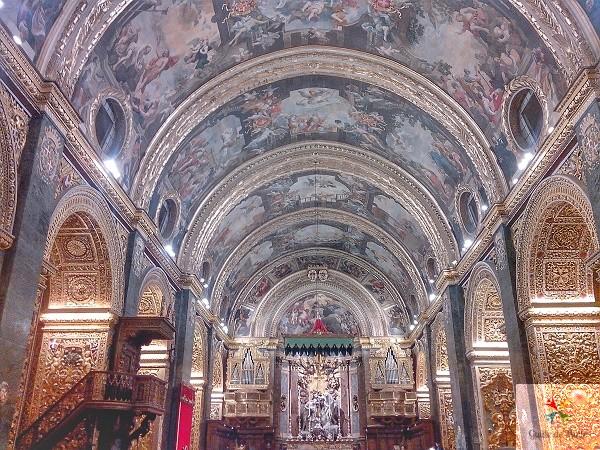 Co-Cathédrale St Jean (St John).