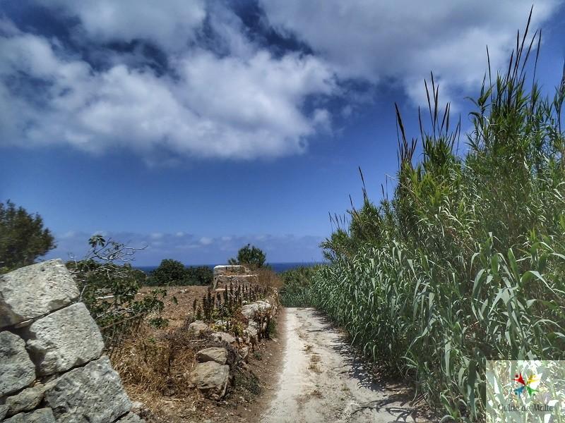 accès route de selmun bay