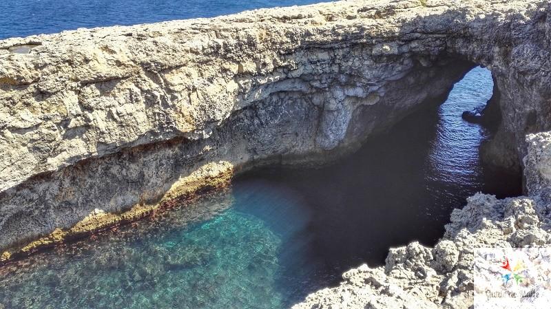 malte coral lagoon lagon