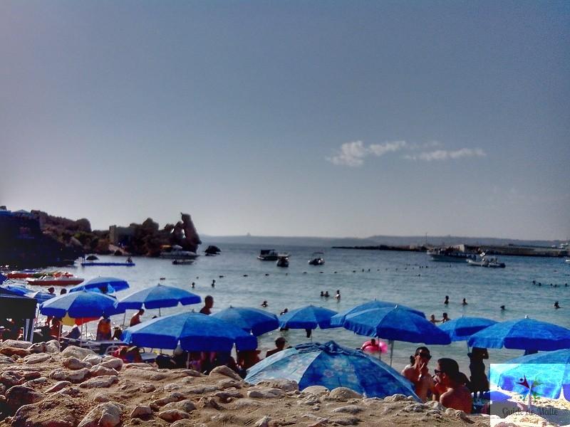 paradise bay en été