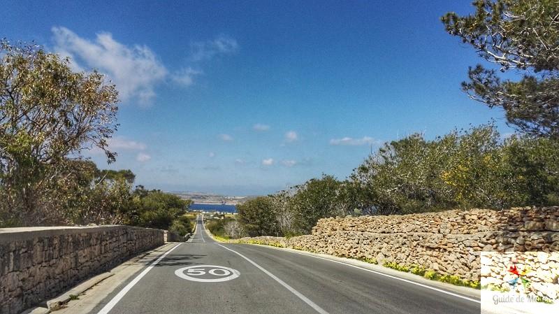 route little armier bay malte