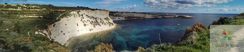 Hofra-L-Kbira balade randonnée malte