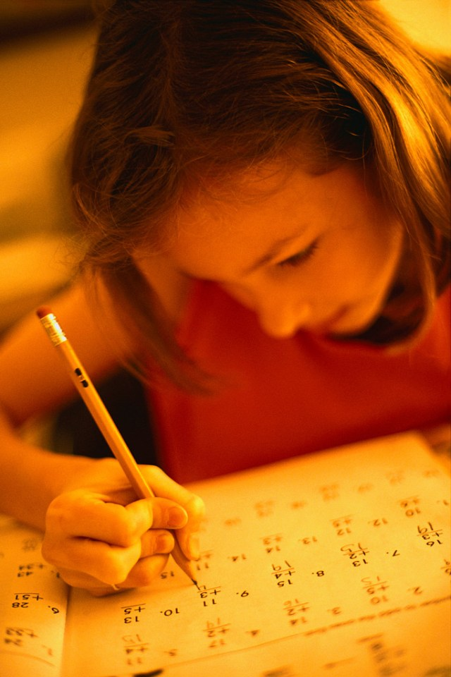 Students can learn from these test taking tips and develop math confidence.