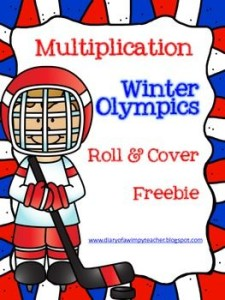 Olympic Multiplication Games