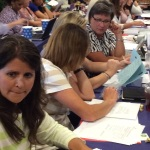 Teachers sign up at Guided Math Event Registration to attend a Guided Math Professional Development Workshop.