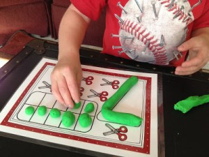 Guided Math Number Sense Station