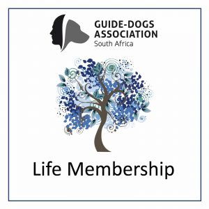 South African Guide-Dogs Association for the Blind Life Membership