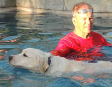 2018 Guide Dog Pool Training