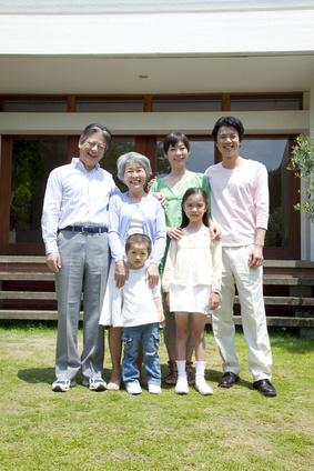 La famille en japonais