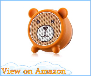 Best Dog Speaker - Aurtec Mini Bluetooth Speaker