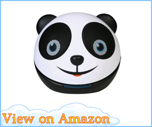 Best Dog Speaker - Impecca Zoo Tunes Portable