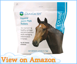 Duralactin Equine Joint Plus review