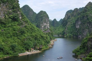 Trang An - Ninh Binh