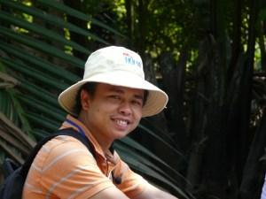 Mr Ngoc Tu - Guide francophone Vietnam