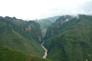 La riviere de Nho Que .....