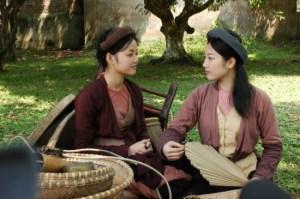 costume feminin vietnam