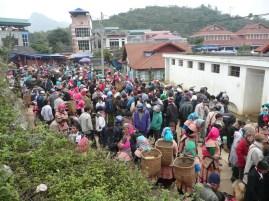 Marché des ethnies