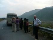 Rencontres des ethnies en cour de route