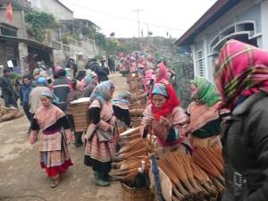 Marche de Coc Ly - Lao Cai