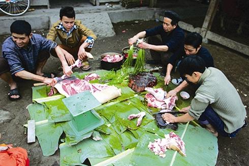 Tet des Thai