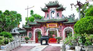 la maison commune de Phúc Kiến