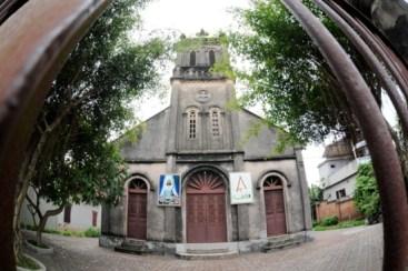Église de la communauté chrétienne locale.