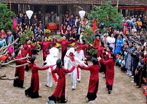 """Le chant de """"xoan"""", reconnu par l'Unesco en 2011"""