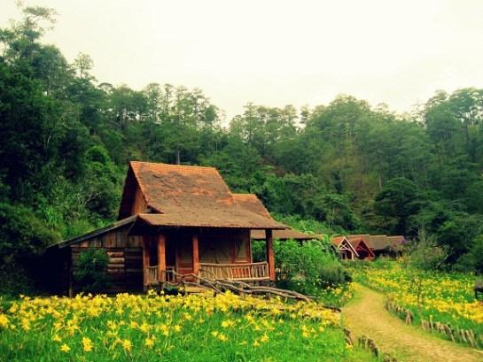 le village cu lan