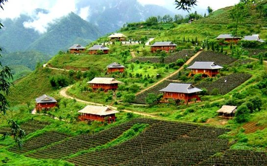 village ta phin sapa