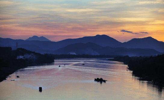 de vue de colline vong canh