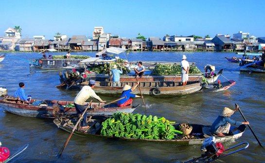 visiter delta du mekong marche flottant.jpg
