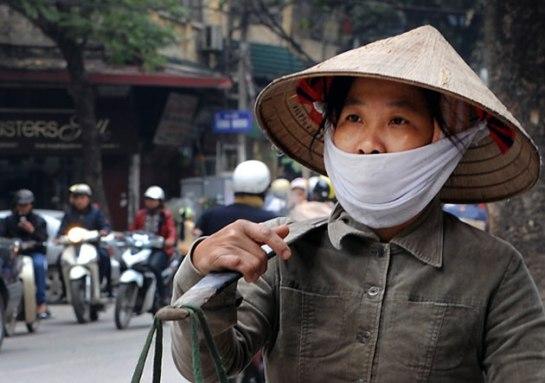 palanche et femmes vietnamiennes soucis