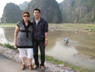 Visite Hoa Lu avec guide francophone locale au Vietnam