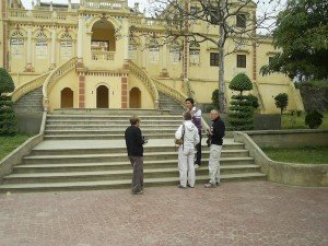 Visite le Palais Hoang A Tuong Bac Ha