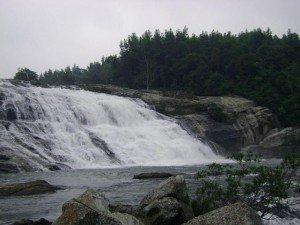 La cascade de Xao Va