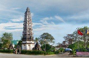 La pagode de Co Le