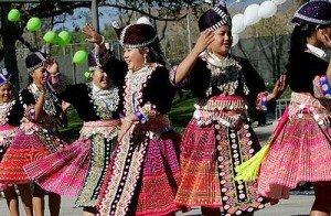 Le mariage chez les Hmông
