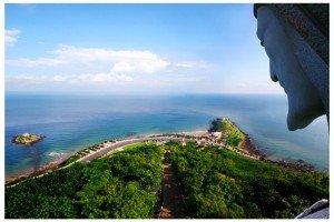 La plage Nghinh Phong