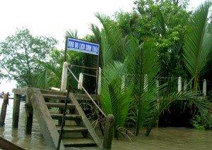 Con Phung ou l'îlot aux noix de coco