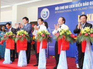 Foire internationale du tourisme Nha Trang