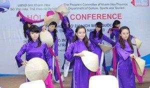 Foire internationale du tourisme Nha Trang Vietnam 2013