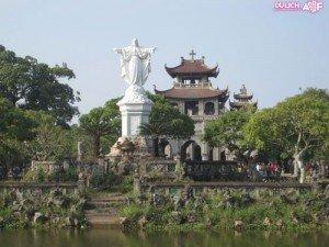 La cathedrale de Phat Diem