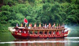 bateau de saigon
