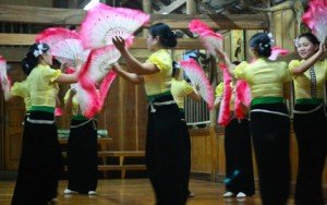 danse des Thais
