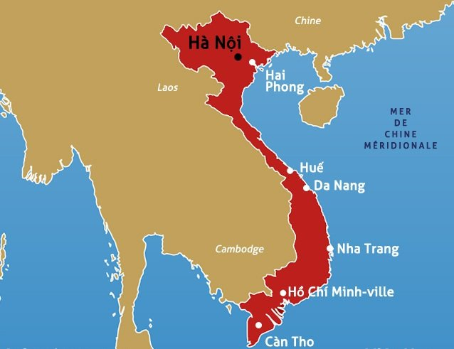 guide francophone saigon au delta du mekong hymne national vietnam guide francophone au vietnam. Black Bedroom Furniture Sets. Home Design Ideas