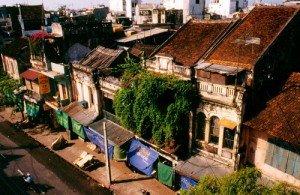 Ville de Hanoi Vietnam